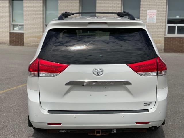 2013 Toyota Sienna LIMITED AWD NAVIGATION/DVD/7 PASSENGER Photo6
