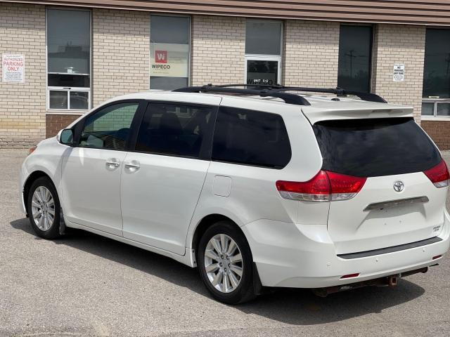 2013 Toyota Sienna LIMITED AWD NAVIGATION/DVD/7 PASSENGER Photo7