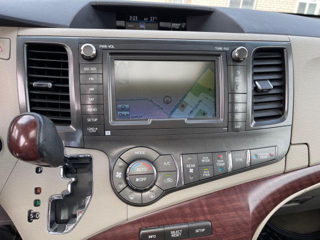 2013 Toyota Sienna LIMITED AWD NAVIGATION/DVD/7 PASSENGER Photo18