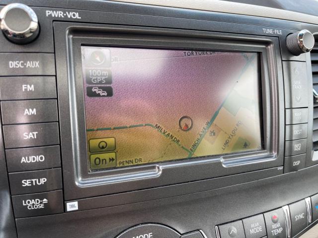 2013 Toyota Sienna LIMITED AWD NAVIGATION/DVD/7 PASSENGER Photo19