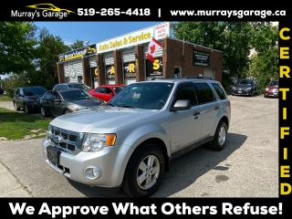 Used 2011 Ford Escape XLT for sale in Guelph, ON