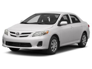 Used 2013 Toyota Corolla S for sale in Ancaster, ON
