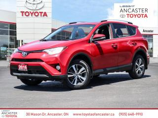 Used 2016 Toyota RAV4 XLE   BACKUP CAM   ONE OWNER for sale in Ancaster, ON