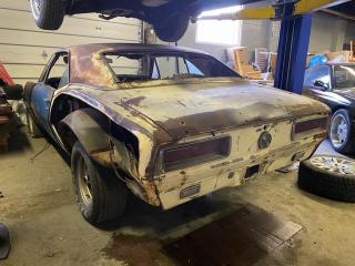 Used 1967 Chevrolet Camaro RS SOLID RESTORATION CANDIDATE, TRANS + ENGINE INCL, $18,000 OBO! for sale in Etobicoke, ON