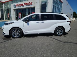 New 2021 Toyota Sienna XSE AWD for sale in North Temiskaming Shores, ON