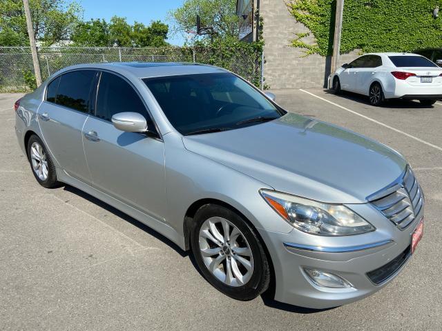 2012 Hyundai Genesis ** HTD LEATH, BLUETOOTH, SNRF **