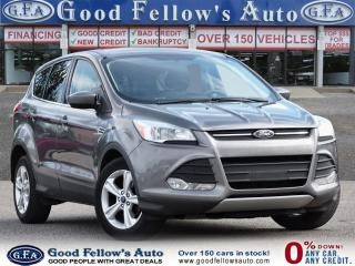 Used 2014 Ford Escape SE MODEL, BACKUP CAMERA, HEATED SEATS, 1.6L TURBO for sale in Toronto, ON