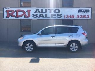 Used 2011 Toyota RAV4 BASE ACCIDENT FREE ONLY 64000KM for sale in Hamilton, ON