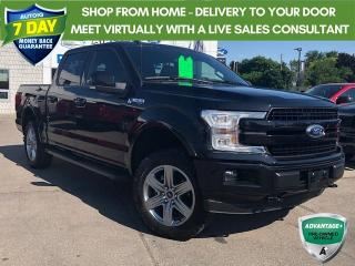 Used 2019 Ford F-150 Lariat SPORT 4X4 LARIAT! NAVIGATION! CREW CAB! for sale in Hamilton, ON