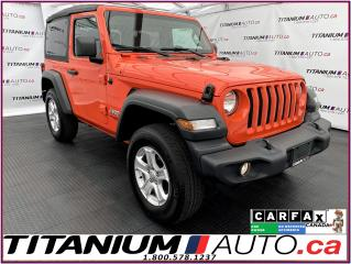 Used 2019 Jeep Wrangler Sport S+Apple Play+Camera+Push Button Start+XM for sale in London, ON