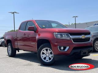Used 2016 Chevrolet Colorado LT for sale in Midland, ON