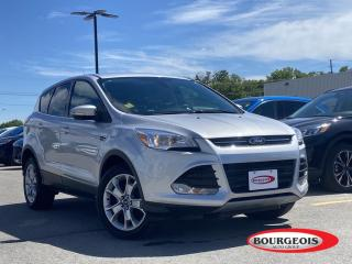 Used 2013 Ford Escape SEL HEATED SEATS, REVERSE CAMERA for sale in Midland, ON