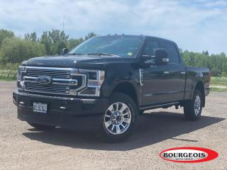 Used 2021 Ford F-250 Limited HEATED LEATHER SEATS, MOONROOF, MASSAGING SEATS for sale in Midland, ON