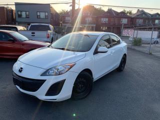 Used 2011 Mazda MAZDA3 GS for sale in Hamilton, ON