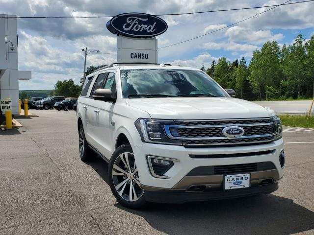 2021 Ford Expedition King Ranch Max 4x4