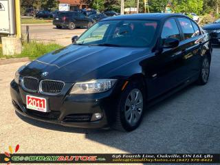 Used 2011 BMW 3 Series 328i|SINGLE OWNER|LOW KM|NO ACCIDENT|AWD|CERTIFIED for sale in Oakville, ON