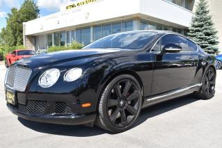 Used 2012 Bentley Continental GT for sale in Oakville, ON