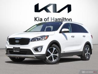 Used 2017 Kia Sorento 3.3L EX+ for sale in Hamilton, ON