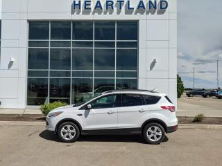 Used 2016 Ford Escape HEATED SEATS | BACK UP CAMERA | POWER SEAT-USED EDMONTON FORD DEALER for sale in Fort Saskatchewan, AB