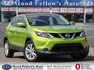 Used 2017 Nissan Qashqai SV MODEL, SUNROOF, BLUETOOTH, PARKING ASSIST REAR for sale in Toronto, ON
