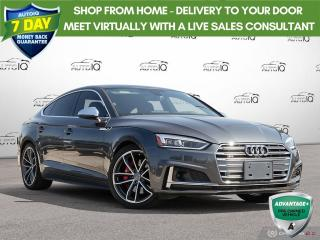 Used 2018 Audi S5 3.0T Technik Wow S5 | With All the Toys Must See!! for sale in Oakville, ON