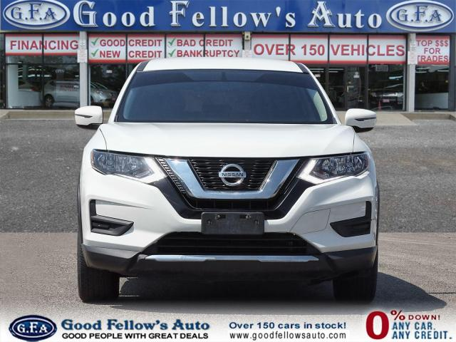 2017 Nissan Rogue AWD, REARVIEW CAMERA, HEATED SEATS, BLUETOOTH