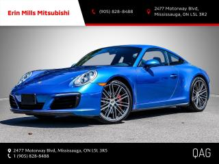 Used 2017 Porsche 911 Carrera 4S Coupe PDK for sale in Mississauga, ON