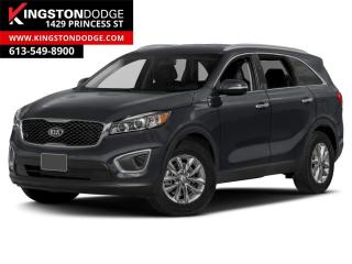 Used 2017 Kia Sorento 2.4L LX LX | AWD | One Owner | Heated Seats | for sale in Kingston, ON