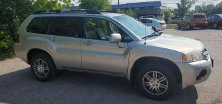 Used 2008 Mitsubishi Endeavor Limited ROOF LEATHER NAVIGATION for sale in North York, ON