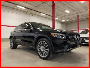 Used 2018 Mercedes-Benz GL-Class GLC300 4MATIC COUPE PREMIUM PLUS SPORT ACTIVE LED for sale in Vaughan, ON