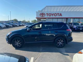 Used 2018 Toyota RAV4 se for sale in Cambridge, ON
