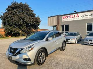 Used 2015 Nissan Murano AWD 4DR SV for sale in North York, ON