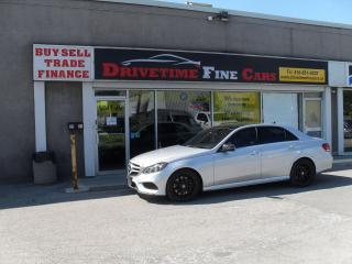 Used 2015 Mercedes-Benz E-Class E 550 for sale in North York, ON