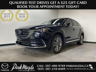 New 2021 Mazda CX-9 GT for sale in Sherwood Park, AB
