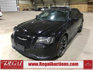 Used 2017 Chrysler 300 S 4D Sedan V6 3.6L for sale in Calgary, AB