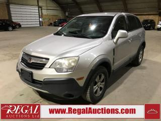 Used 2008 Saturn Vue XE 4D Utility FWD for sale in Calgary, AB