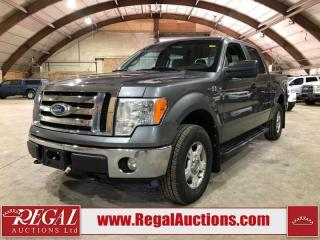 Used 2010 Ford F-150 XLT 4D CREW CAB 4WD for sale in Calgary, AB
