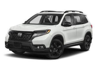 New 2021 Honda Passport Touring for sale in Winnipeg, MB