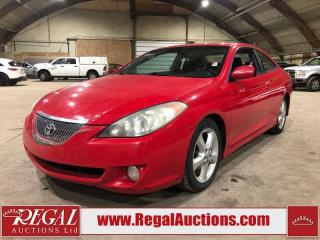 Used 2005 Toyota Camry Solara SE 2D Coupe V6 for sale in Calgary, AB
