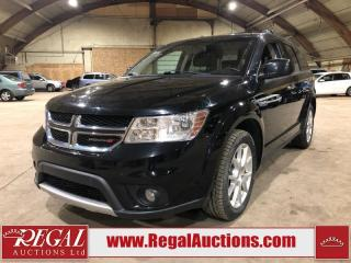 Used 2016 Dodge Journey R/T 4D Utility AWD for sale in Calgary, AB