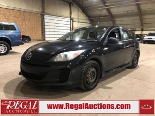 Used 2012 Mazda MAZDA3 4D HATCHBACK for sale in Calgary, AB