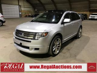 Used 2010 Ford Edge Sport 4D Utility AWD for sale in Calgary, AB