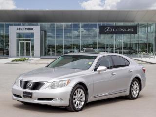 Used 2009 Lexus LS 460 Technology Package AWD | Moonroof for sale in Winnipeg, MB