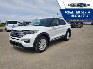 New 2021 Ford Explorer LIMITED for sale in Carlyle, SK