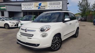 Used 2014 Fiat 500L Lounge Navi/Bavkup Cam/Pano-Roof for sale in Etobicoke, ON