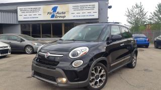 Used 2014 Fiat 500L Trekking Pano-Roof/heated seats for sale in Etobicoke, ON