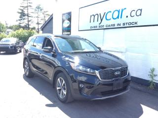 Used 2019 Kia Sorento 3.3L EX 7 PASS, V6, LEATHER, HEATED SEATS, AWD, RARE FIND! for sale in Richmond, ON