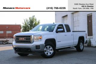Used 2014 GMC Sierra 1500 SLE 5.3L 4x4 - BACKUP|TONNEAU COVER|RUNNING BOARD for sale in North York, ON