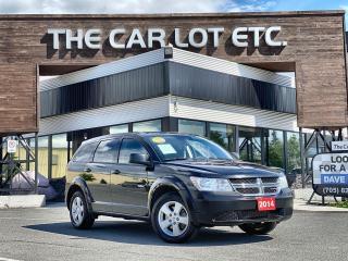 Used 2014 Dodge Journey CVP/SE Plus for sale in Sudbury, ON