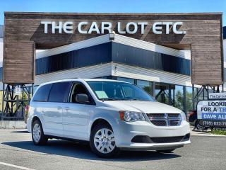 Used 2014 Dodge Grand Caravan SE/SXT for sale in Sudbury, ON